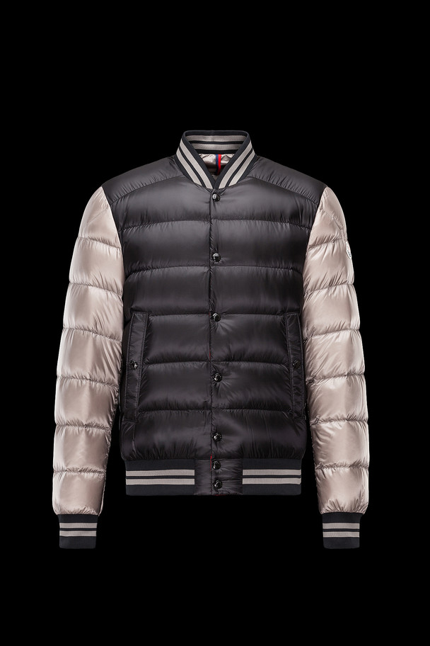 cheap MONCLER Men BRADFORD black sale