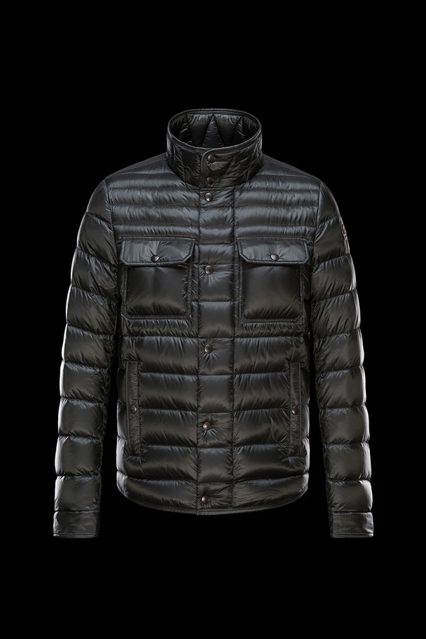 cheap MONCLER Men FORBIN dark green sale
