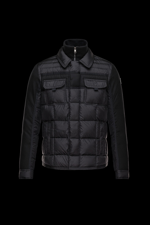 cheap MONCLER Men BLAIS black sale
