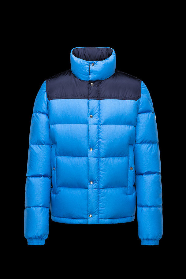 cheap MONCLER Men MISTRAL blue sale