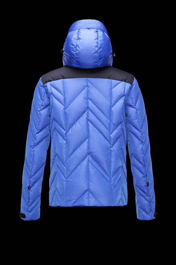 cheap MONCLER GRENOBLE Men CORBIER bright blue sale