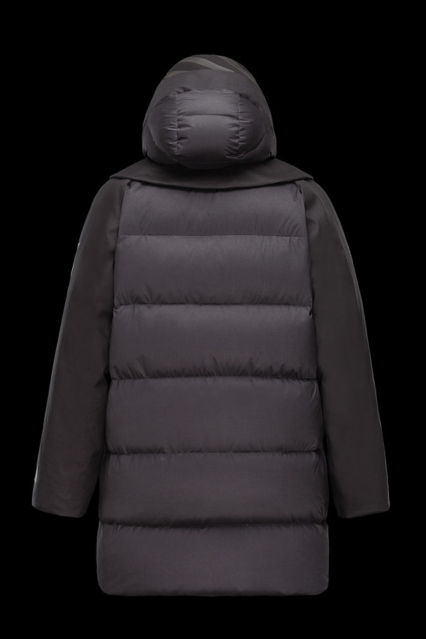 cheap MONCLER O Men GRANVILLE black sale