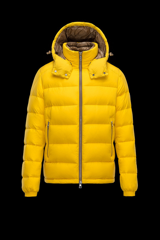 cheap MONCLER Men BRIQUE yellow sale