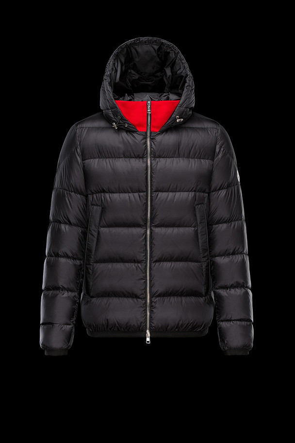 cheap MONCLER Men CLAMART black sale