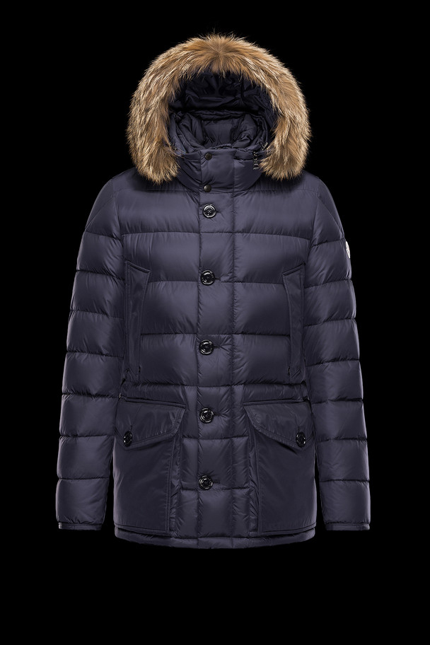 cheap MONCLER Men CLUNY blue sale