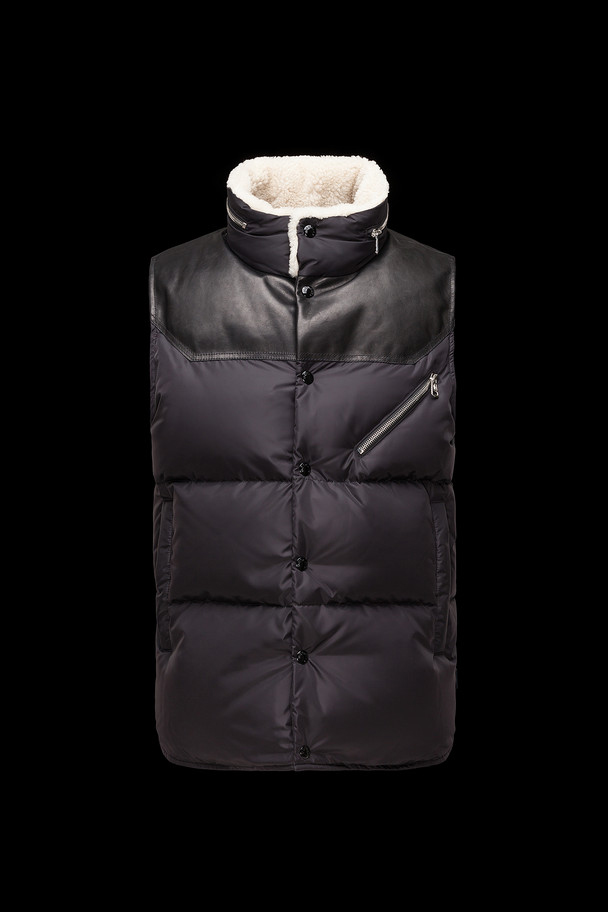 cheap MONCLER Men AVORD black sale