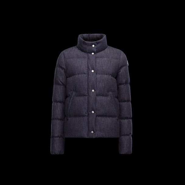 cheap MONCLER Women BRETHIL dark blue sale