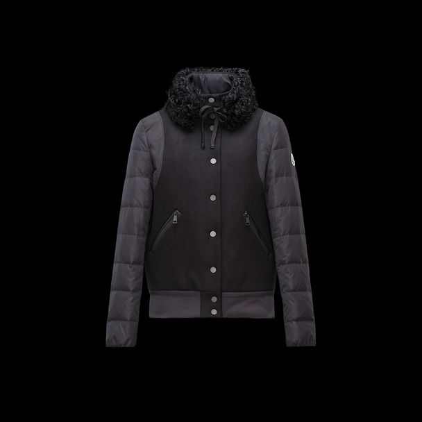 cheap MONCLER Women KYRIAKE black sale