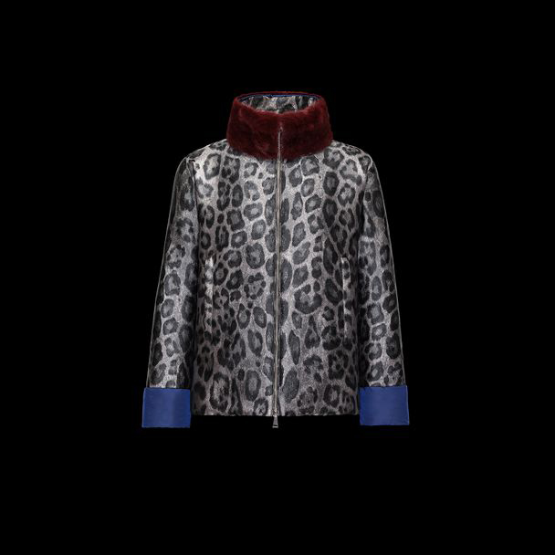 cheap MONCLER Women GIUTURNA grey sale