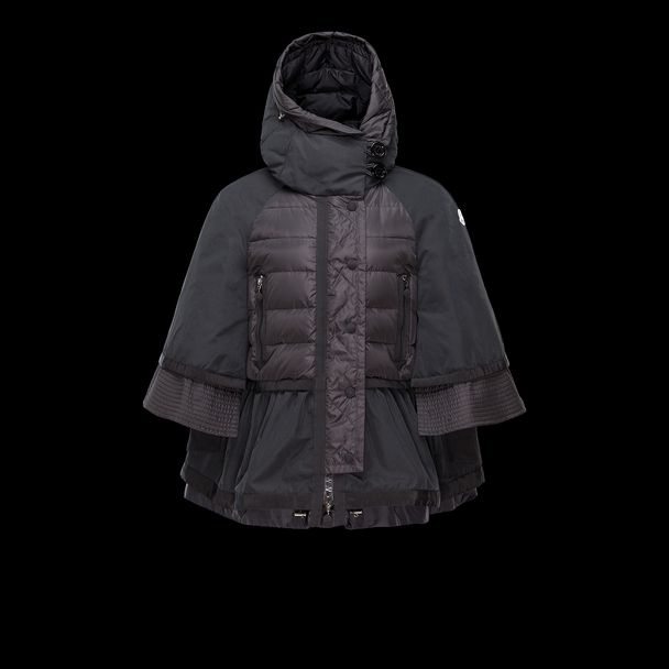 cheap MONCLER Women CHANTAL black sale