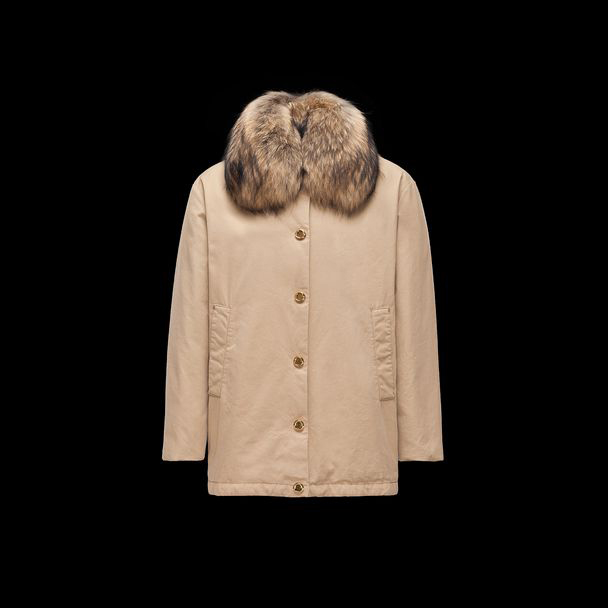 cheap MONCLER Women EGERIA beige sale