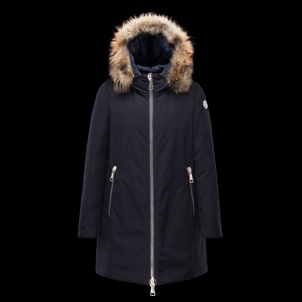 cheap MONCLER Women DIMITRA dark blue sale