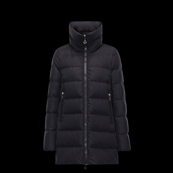 cheap MONCLER Women PETREA black sale