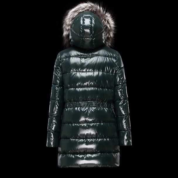 cheap MONCLER Women APHROTITI dark green sale