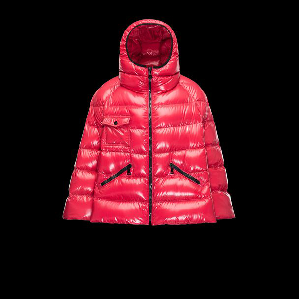 cheap MONCLER Women AGNES red sale