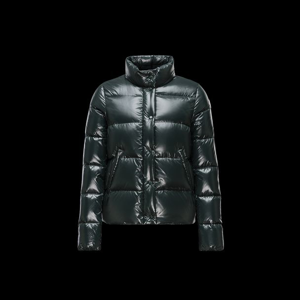 cheap MONCLER Women BRETHIL dark green sale