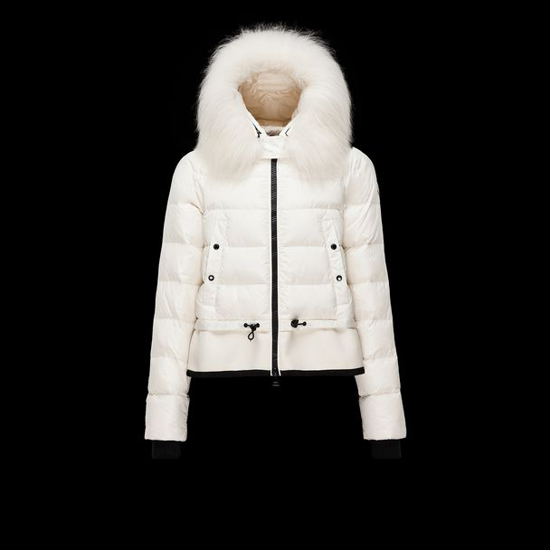 cheap MONCLER Women VEANNE beige sale
