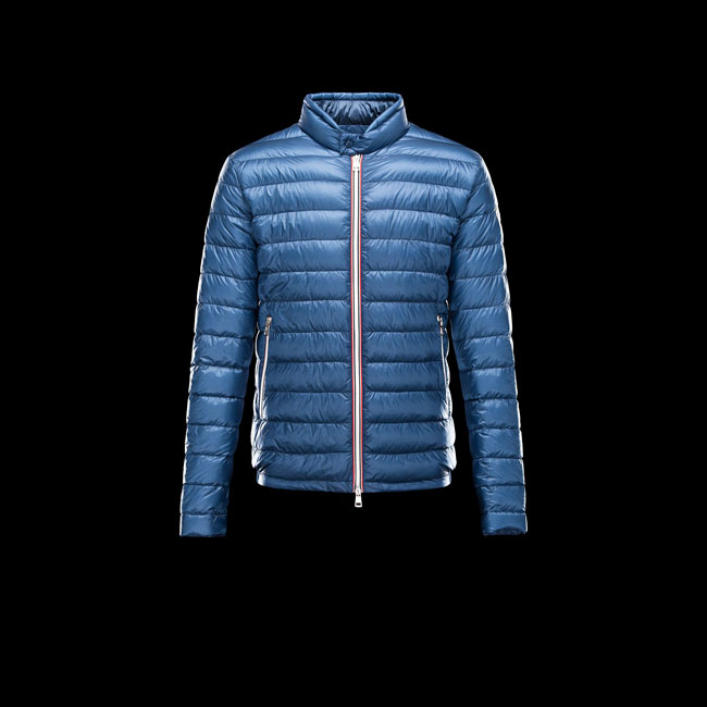 2016 Outlet Store - MONCLER MEN RIGEL SLATE BLUE