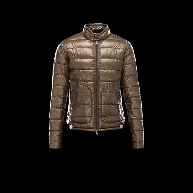 2016 Outlet Store - MONCLER MEN ACORUS MILITARY GREEN
