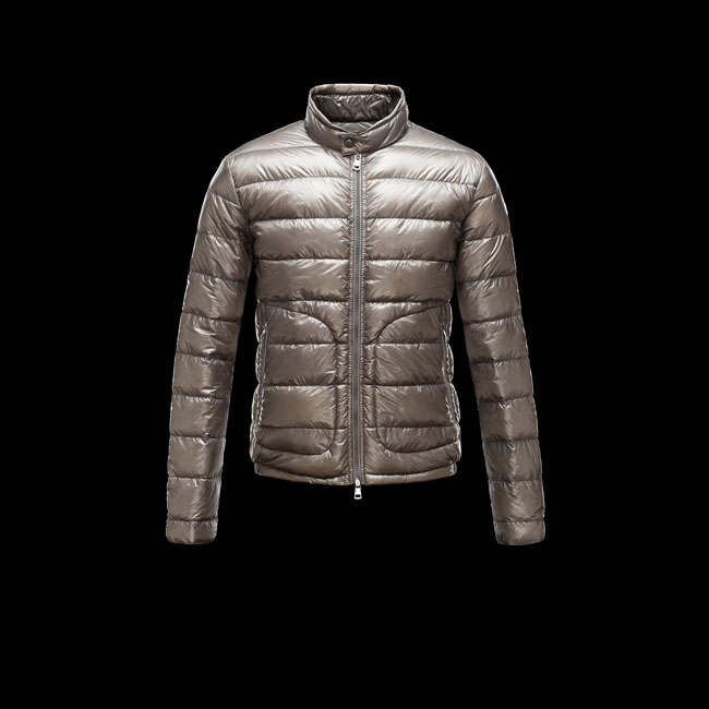 2016 Outlet Store - MONCLER MEN ACORUS GREY
