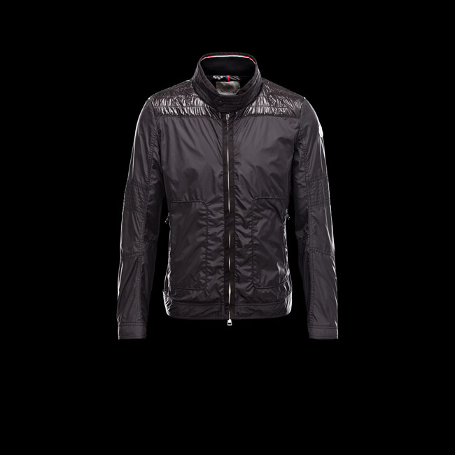 2016 Outlet Store - MONCLER MEN WIMILLE BLACK