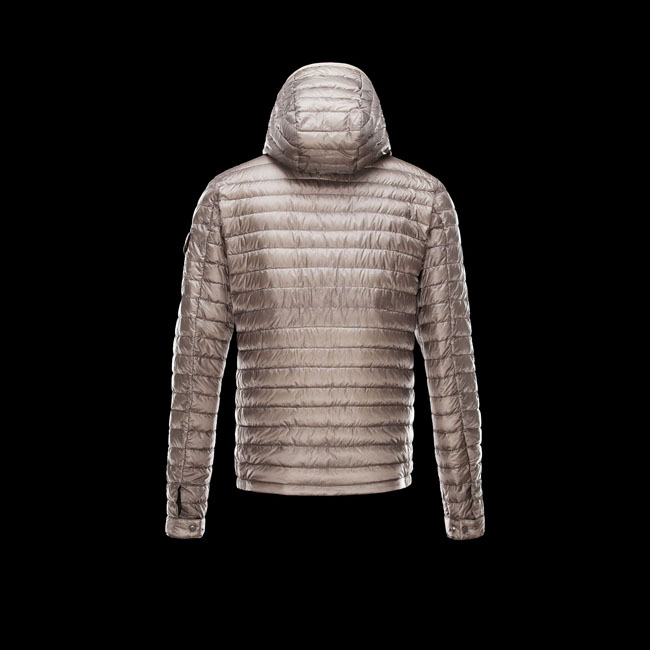 2016 Outlet Store - MONCLER MEN LIONEL GREY