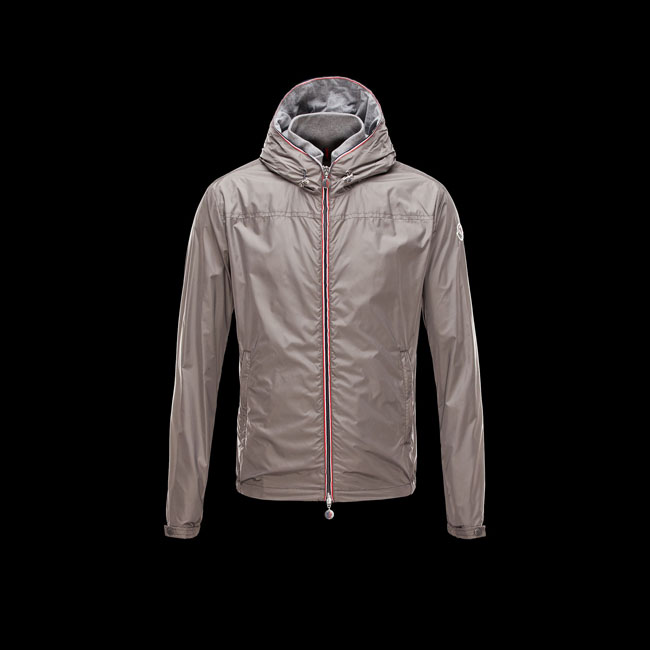 2016 Outlet Store - MONCLER MEN URVILLE GREY