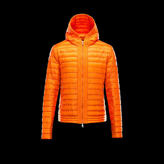 2016 Outlet Store - MONCLER MEN CELESTIN ORANGE