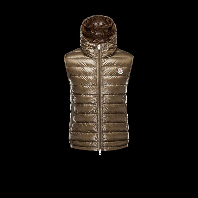 2016 Outlet Store - MONCLER MEN PATRICK MILITARY GREEN