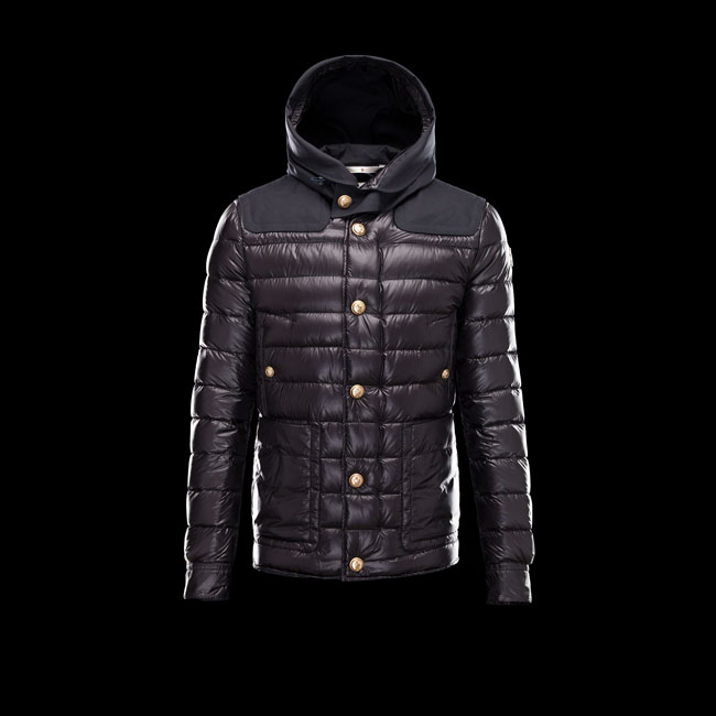 2016 Outlet Store - MONCLER MEN FOUGERES BLACK