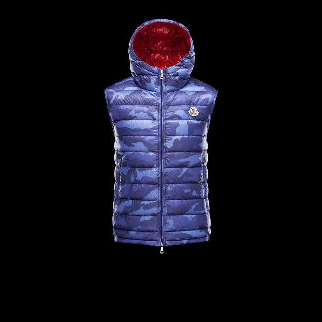2016 Outlet Store - MONCLER MEN PATRICK BLUE