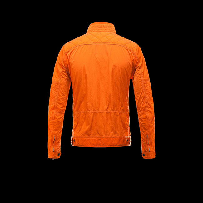 2016 Outlet Store - MONCLER MEN FLACHER ORANGE