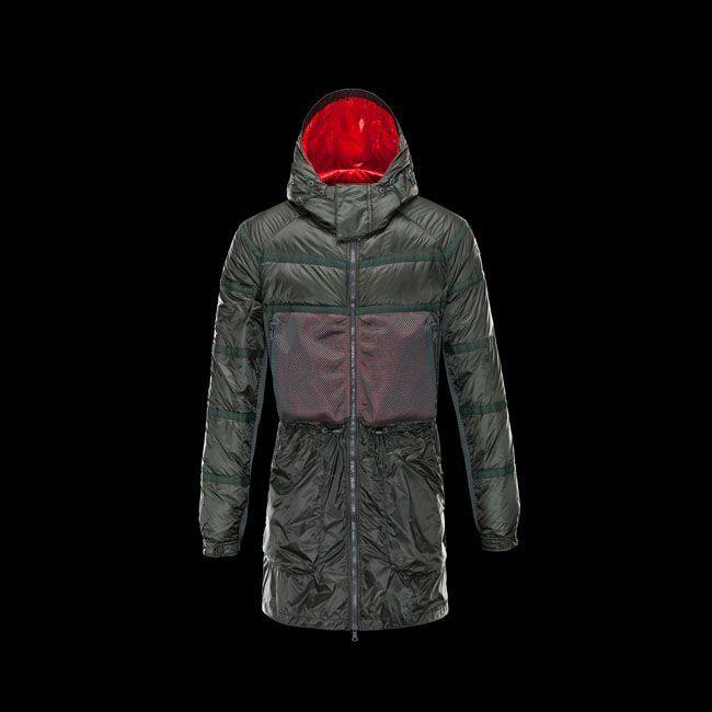 2016 Outlet Store - MONCLER MEN R UCKFIELD MILITARY GREEN