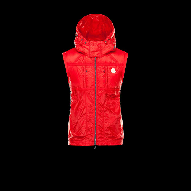 2016 Outlet Store - MONCLER MEN R HEVER RED