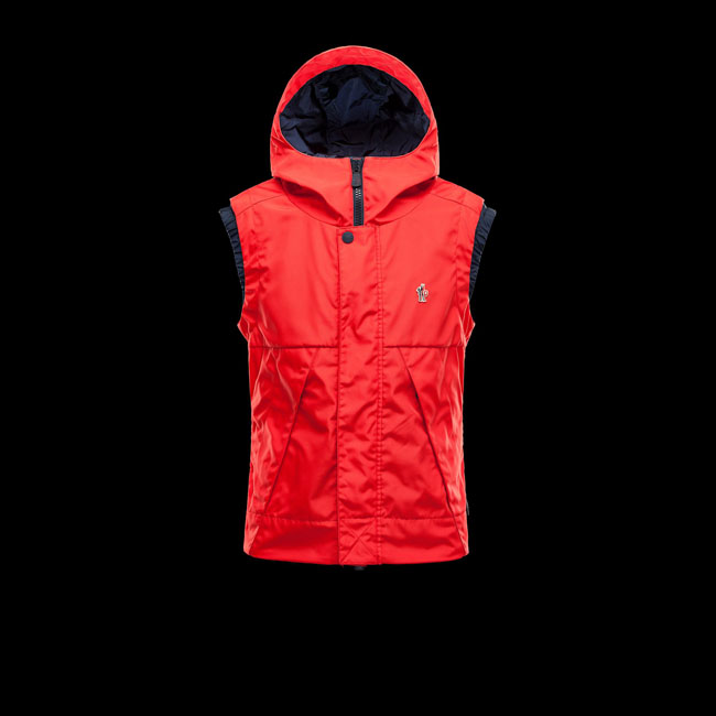 2016 Outlet Store - MONCLER MEN GRENOBLE BAYEUX RED