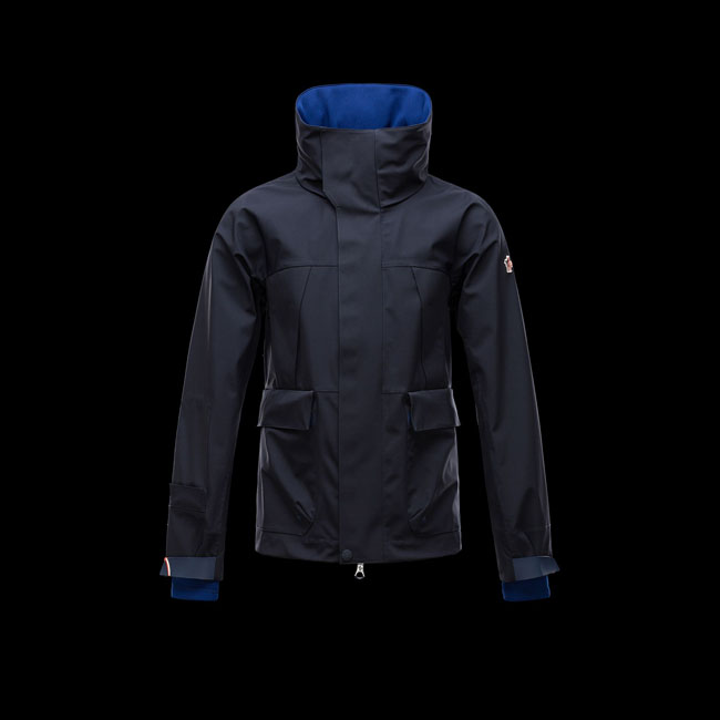 2016 Outlet Store - MONCLER MEN GRENOBLE CHATEBRIAND BLUE