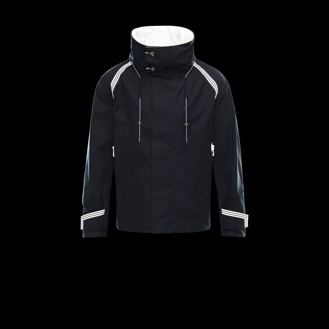 2016 Outlet Store - MONCLER MEN GAMME BLEU Jacket BLUE