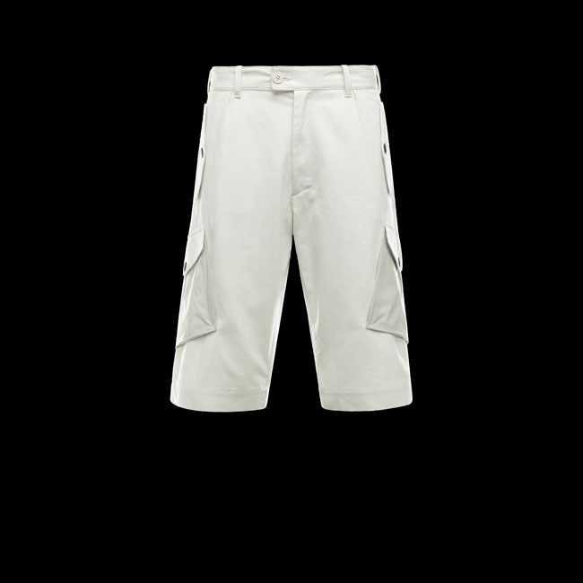 2016 Outlet Store - MONCLER MEN Bermuda BEIGE