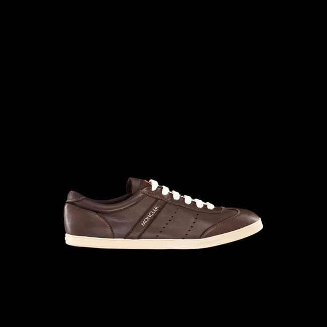 2016 Outlet Store - MONCLER MEN NEW BIARRITZ DARK BROWN