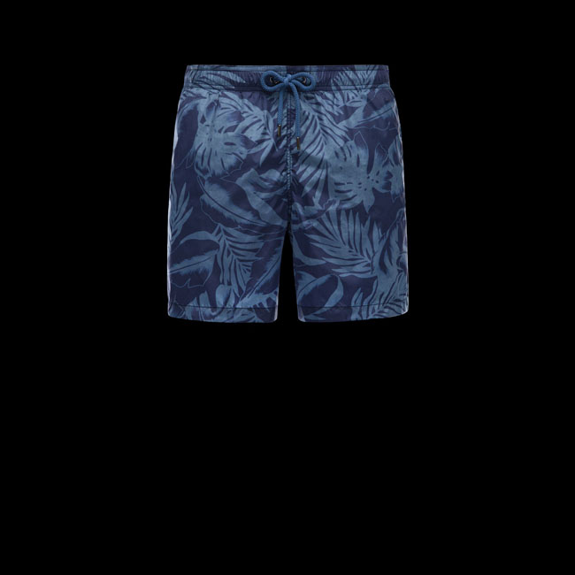 2016 Outlet Store - MONCLER MEN Swimming trunks BLUE