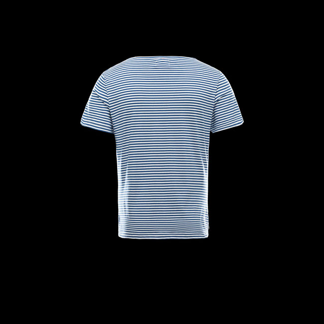 2016 Outlet Store - MONCLER MEN GRENOBLE T-SHIRT BLUE