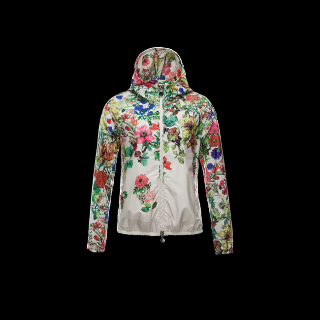 2016 Outlet Store - MONCLER WOMEN GIASONE IVORY