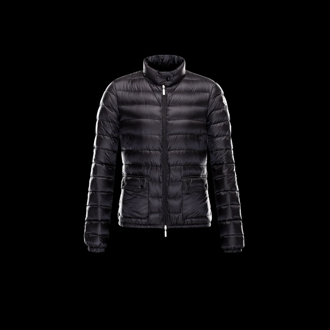 2016 Outlet Store - MONCLER WOMEN LANS BLACK