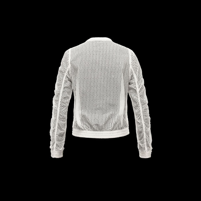 2016 Outlet Store - MONCLER WOMEN HATSUE IVORY