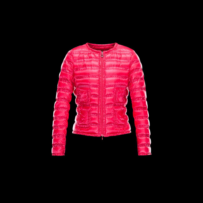 2016 Outlet Store - MONCLER WOMEN LISSY FUCHSIA