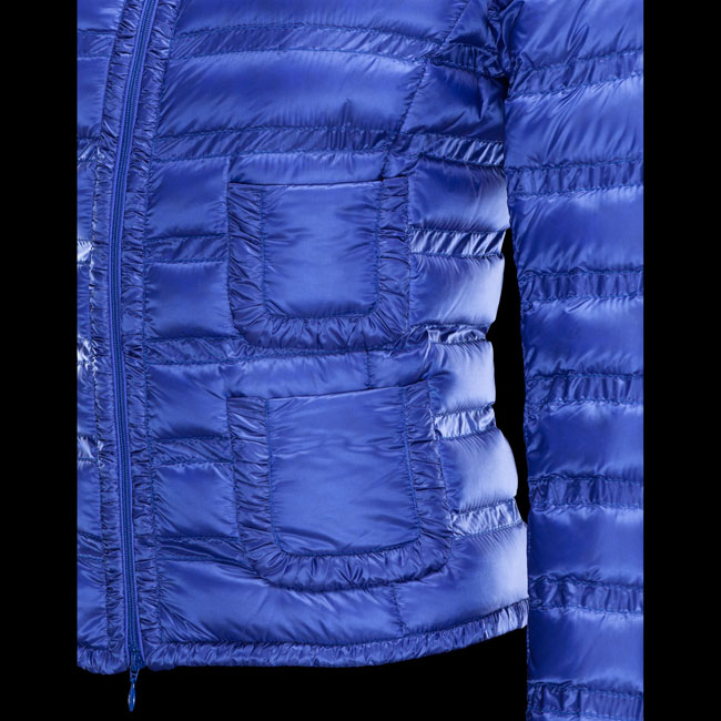 2016 Outlet Store - MONCLER WOMEN LISSY BRIGHT BLUE