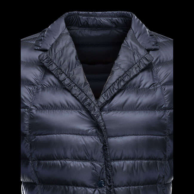 2016 Outlet Store - MONCLER WOMEN LIZA BLUE