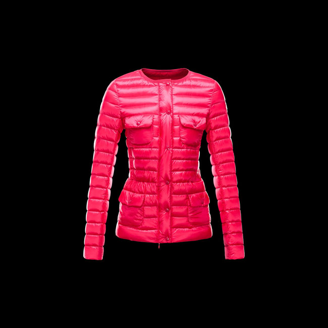 2016 Outlet Store - MONCLER WOMEN LEANDRA FUCHSIA