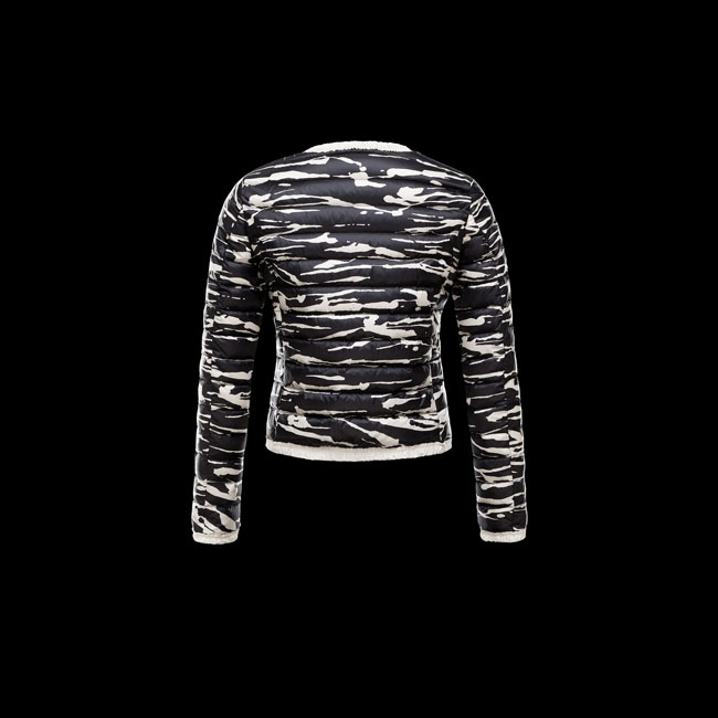 2016 Outlet Store - MONCLER WOMEN FLAVIENNE BLACK