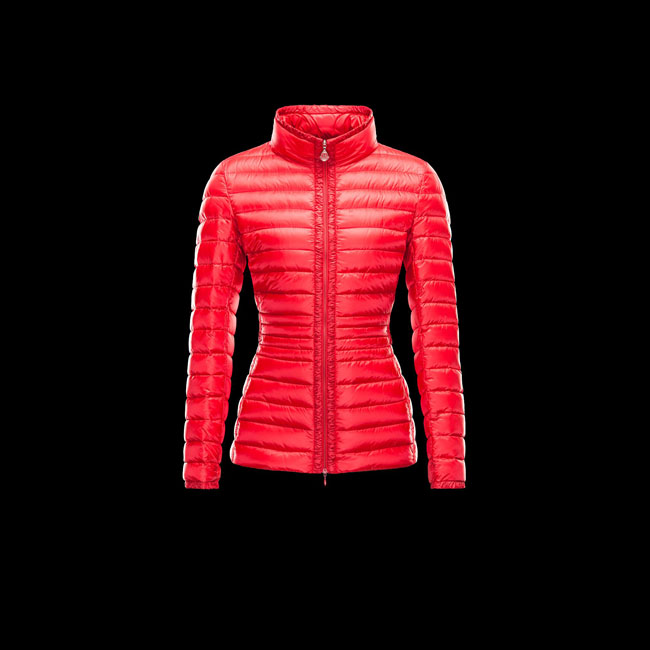 2016 Outlet Store - MONCLER WOMEN IRE RED